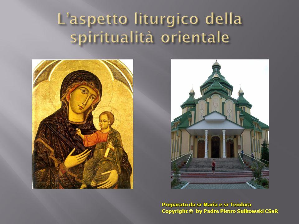 Preparato da sr Maria e sr Teodora Copyright © by Padre Pietro Sulkowski CSsR
