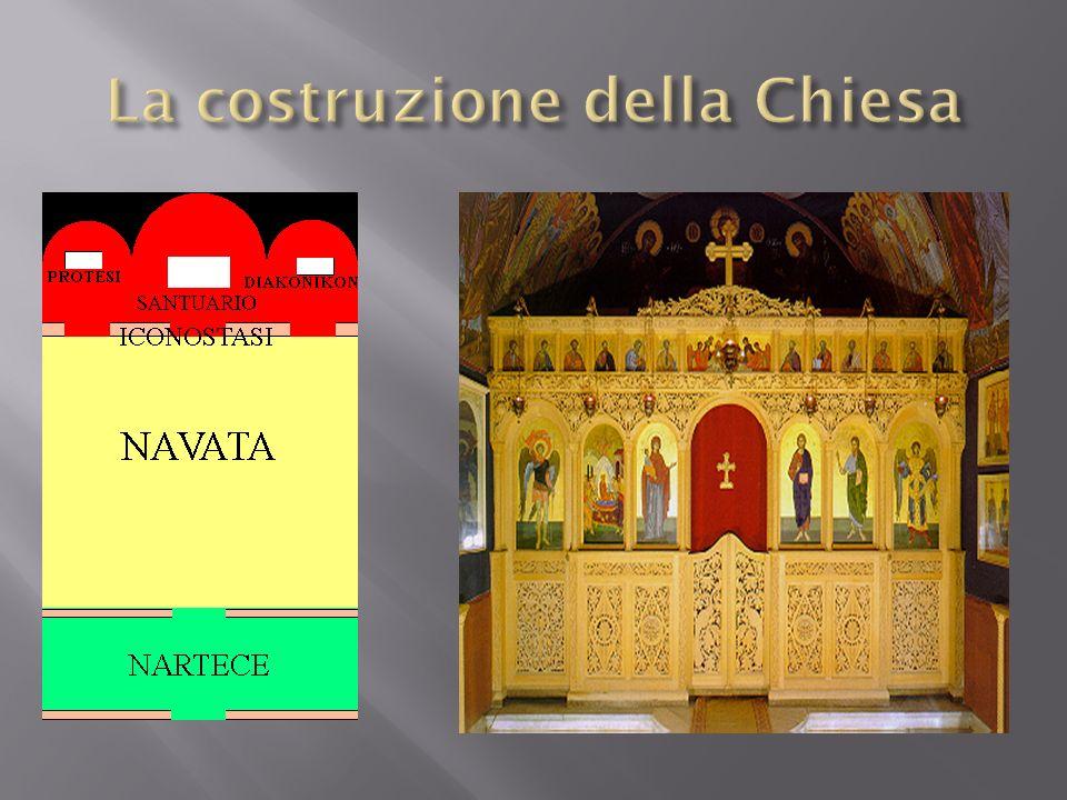 1.LITURGIA DELLA PREPARAZIONE che include lintroito e le preghire di vestizione dei celebranti 2.