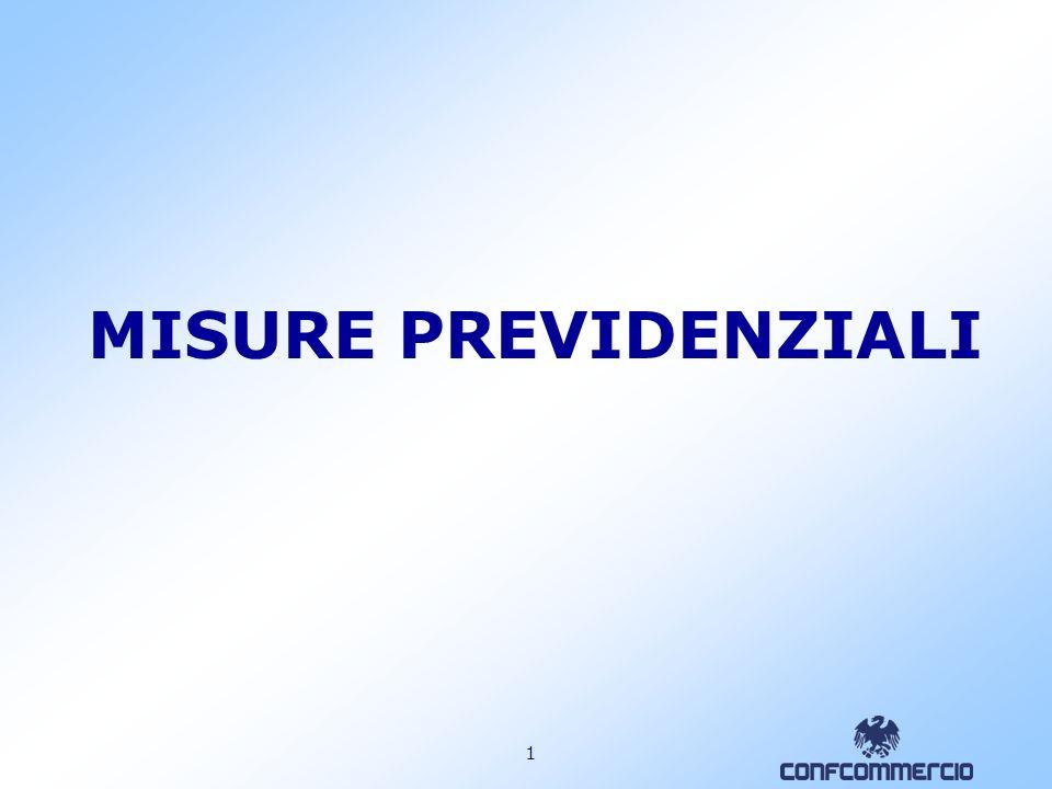 0 Misure previdenziali, TFR e Previdenza complementare