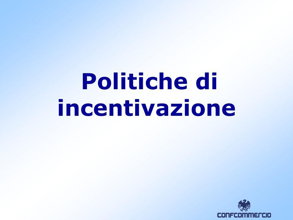 Politiche di incentivazione
