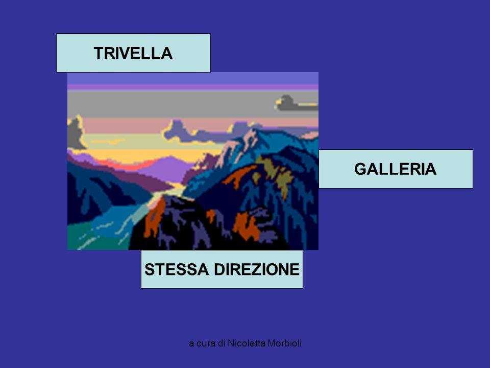 a cura di Nicoletta Morbioli TRIVELLA GALLERIA STESSA DIREZIONE
