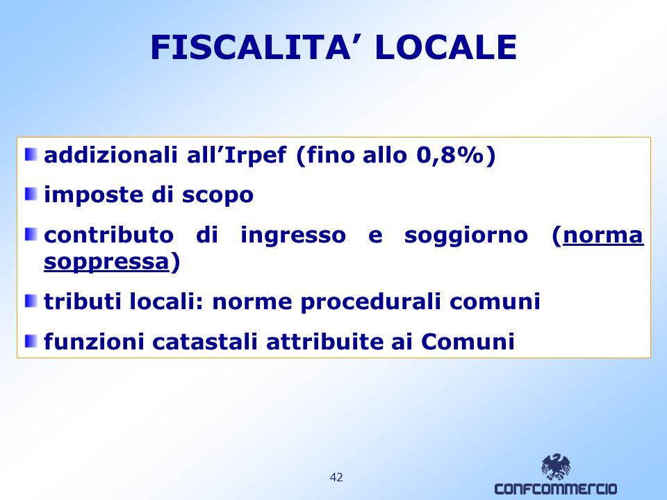 41 FISCALITA LOCALE