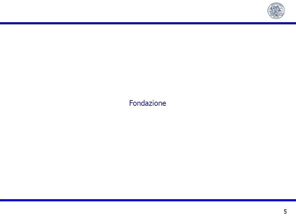5 Fondazione