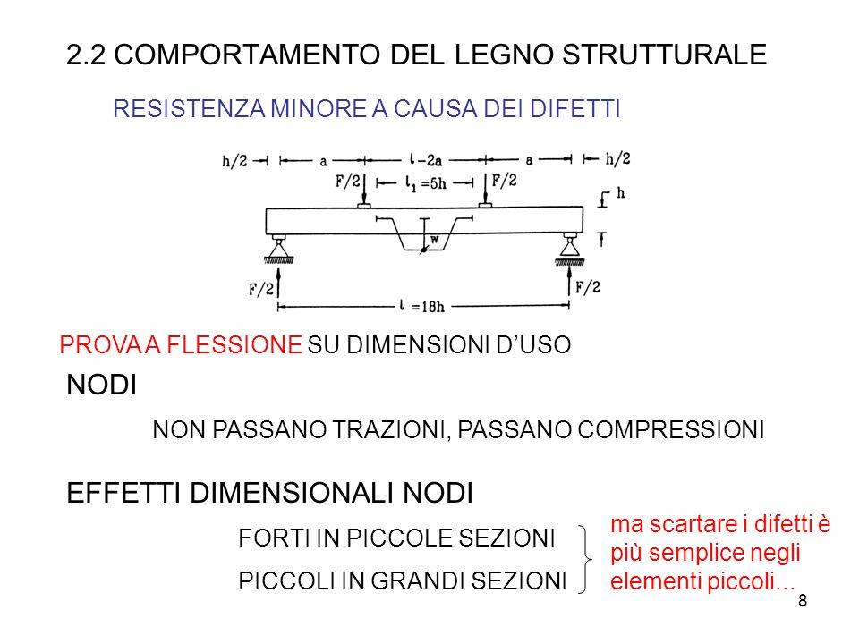 9 classificazione del legno strutturale norma di prodotto per il legno massiccio strutturale a sez.rettangolare (EN 14081) norme per la classific.