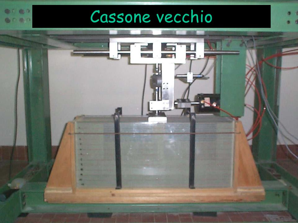 Prove su sabbia densa: grafico riassuntivo (carico verticale)