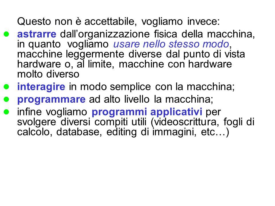 Il Sistema Operativo Sistemi mono-utente pensati per Personal Computer –IBM PC - Compatibili (DOS - Windows) –Macintosh Due diversi tipi di interazione utente/computer: –interazione testuale (es.