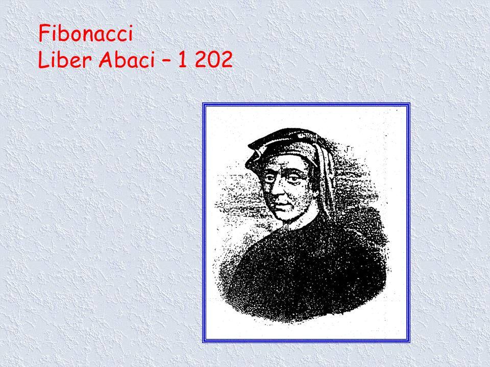Fibonacci Liber Abaci – 1 202