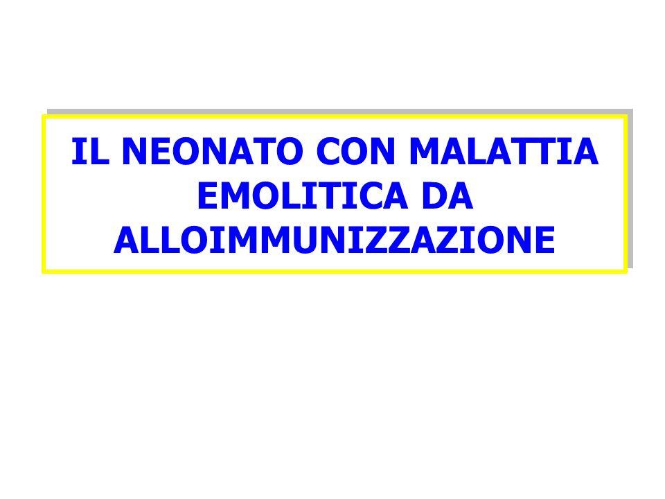 LINEE GUIDA PER EXSANGUINOTRASFUSIONE in neonati con EG>35 sett Management of Hyperbilirubinemia in the Newborn Infant >35 Wks GA Subcommittee on Hyperbilirubinemia Pediatrics 2004; 114;297-316 ANEMIA EMOLITICA, DEFICIT G6PD ASFISSIA SEPSI ACIDOSI Letargia Disturbi della termoregolazione