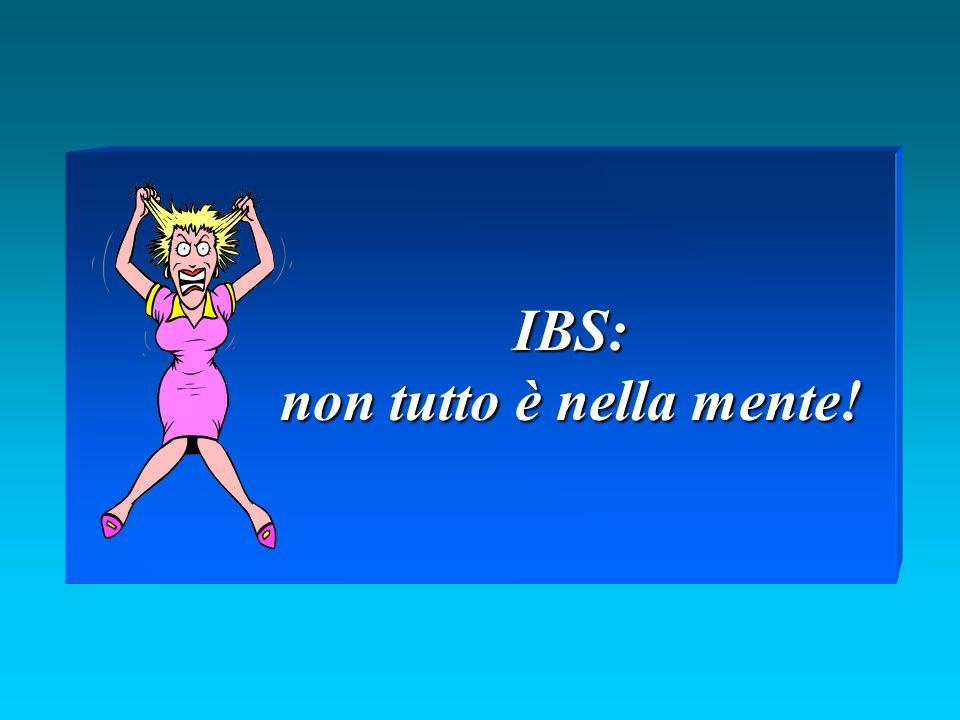 IBS: non tutto è nella mente!