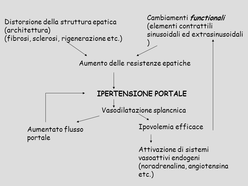 Aspetti clinici della cirrosi epatica