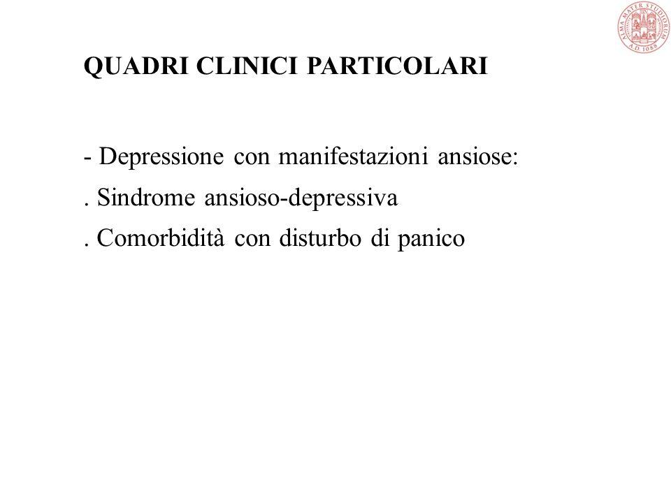 Depressione psicotica Presenza di deliri o allucinazioni (tipicamente uditive nellepisodio attuale) Congrue allumoreCongrue allumore: il contenuto è c