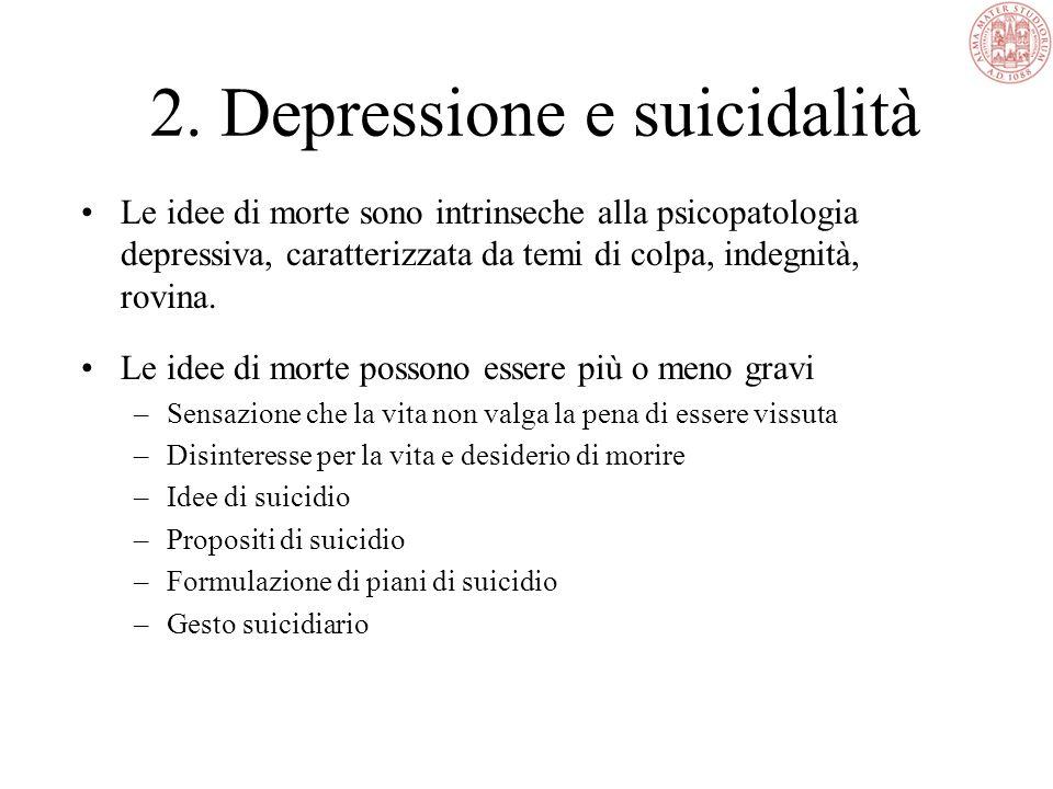 1. Alcol e sostanze La depressione può indurre abuso di sostanze come tentativo di automedicazione Labuso di sostanze (alcol, hashish, cocaina, altre