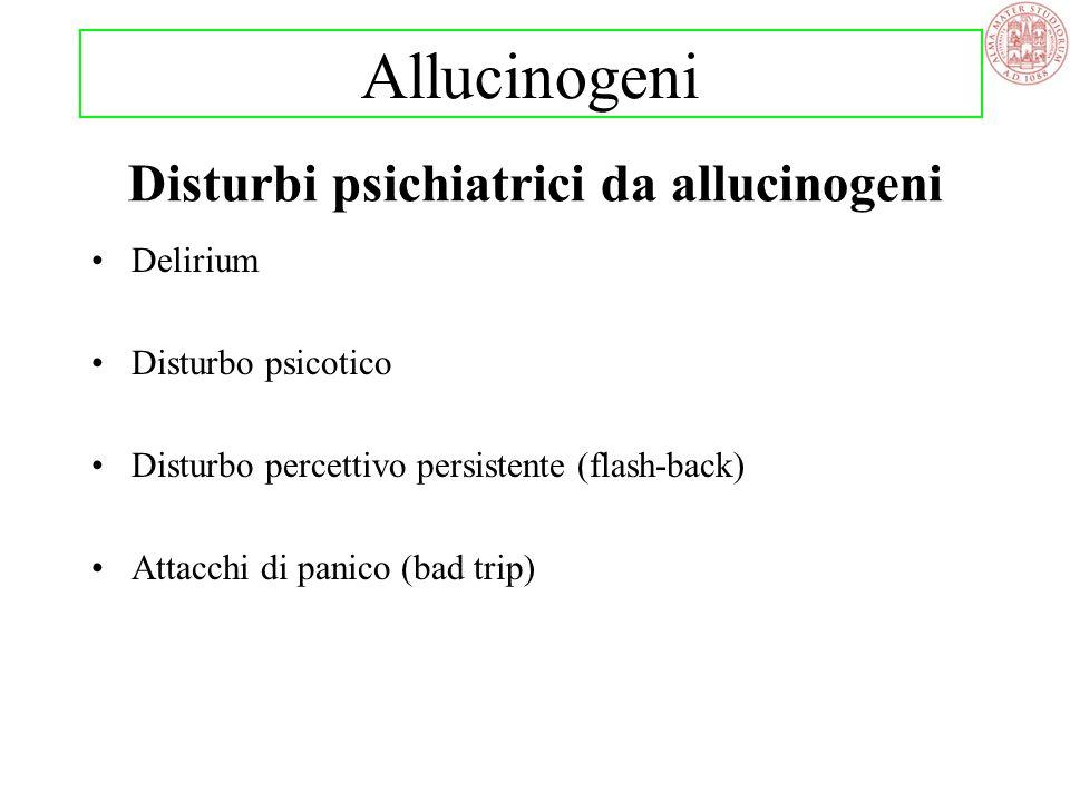 1.Descrizione generale 2.Umore ed affettività 3.Linguaggio 4.Sensopercezione 5.Pensiero 6.Coscienza e capacità cognitive 7.Insight Attivazione del SNV