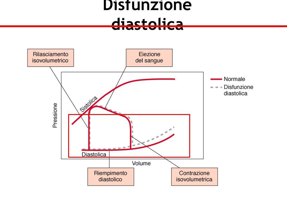 Disfunzione diastolica