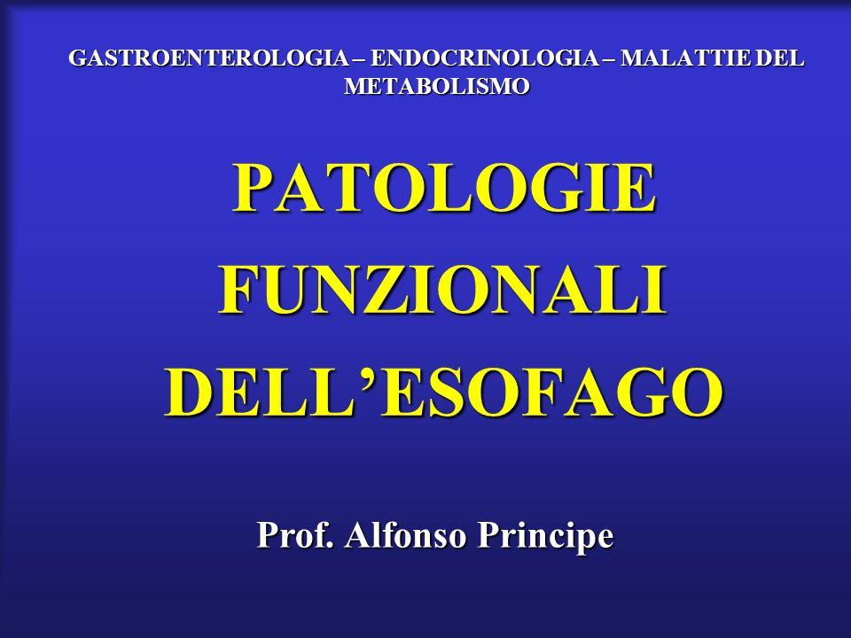 Anatomia Lesofago viene suddiviso in cervicale, toracico ed addominale si distinguono: a.