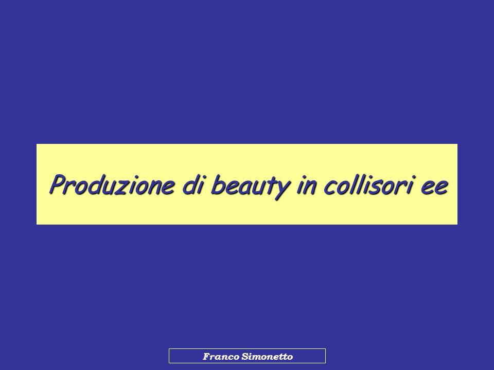 Franco Simonetto Produzione di beauty in collisori ee