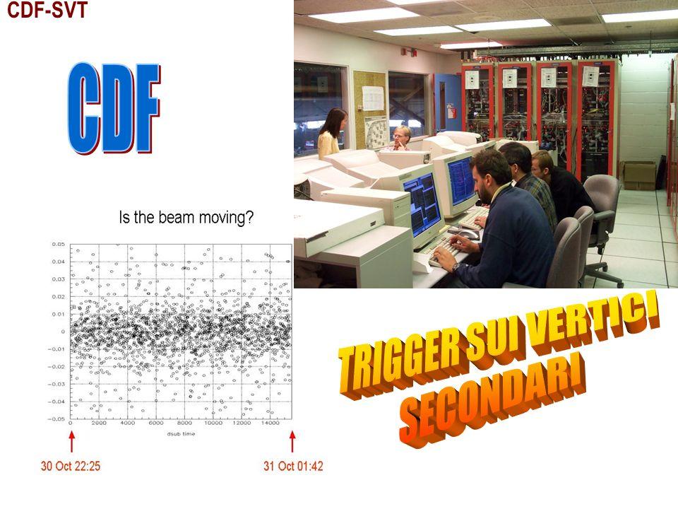 ROMA CDF-SVT