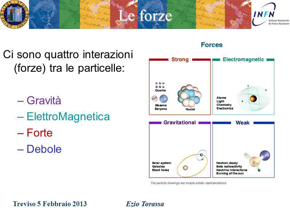Ezio Torassa Le forze Treviso 5 Febbraio 2013