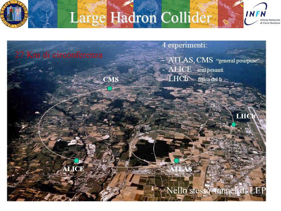 Ezio Torassa Il bosone di Higgs La teoria di Elettrodebole prevede anche un campo chiamato di Higgs. Le interazioni di questo campo con le particelle