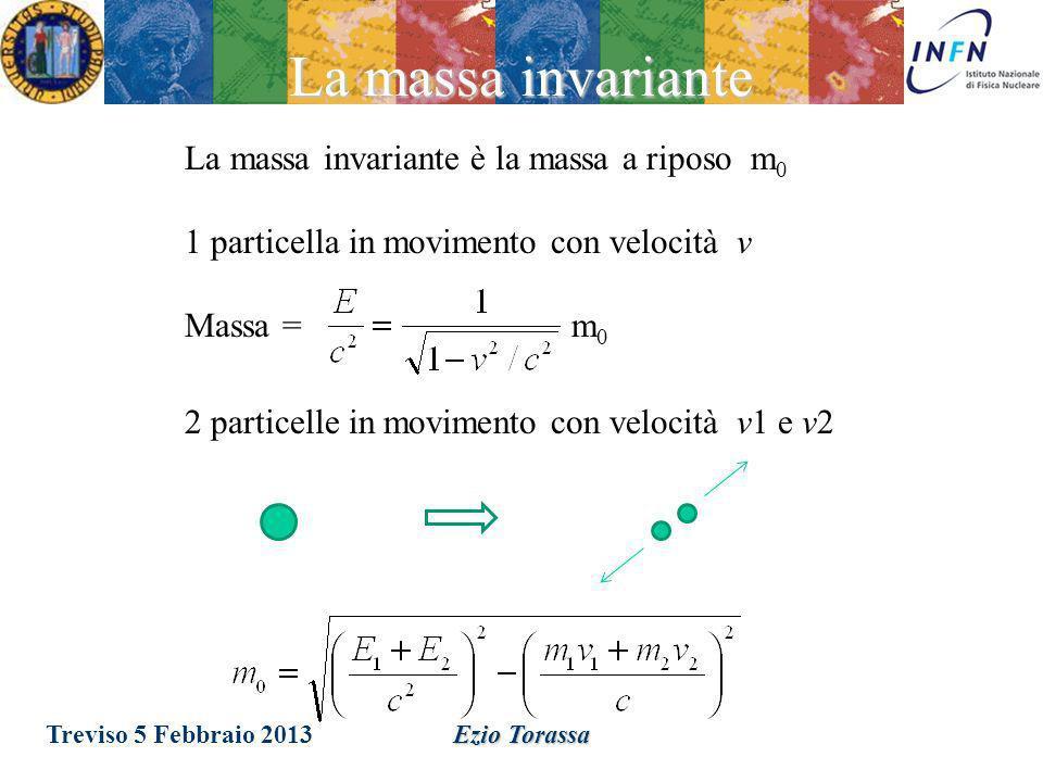 Treviso 5 Febbraio 2013 Ezio Torassa LHC 2 o round: I primi risultati KsKs J / (da selezione di circa 240000 eventi)