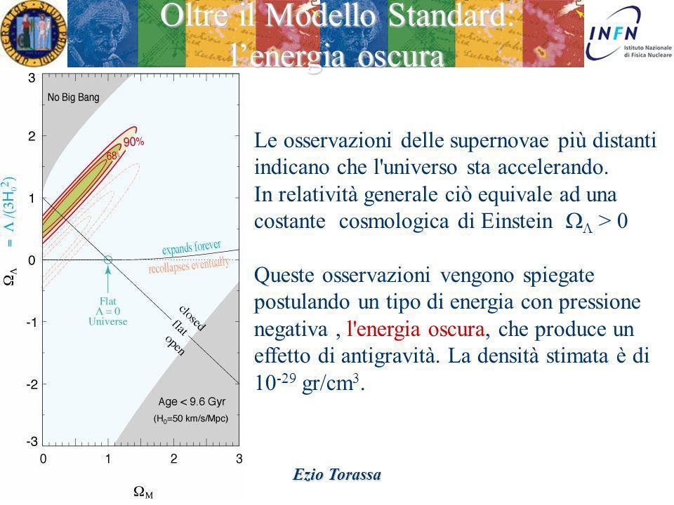 Ezio Torassa La misura della velocità dell allontanamento di una galassia si può ottenere misurandone lo spostamento verso il rosso (redshift).