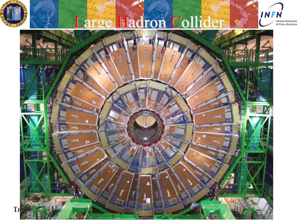 Treviso 23 Febbraio 2007Ezio Torassa Large Hadron Collider