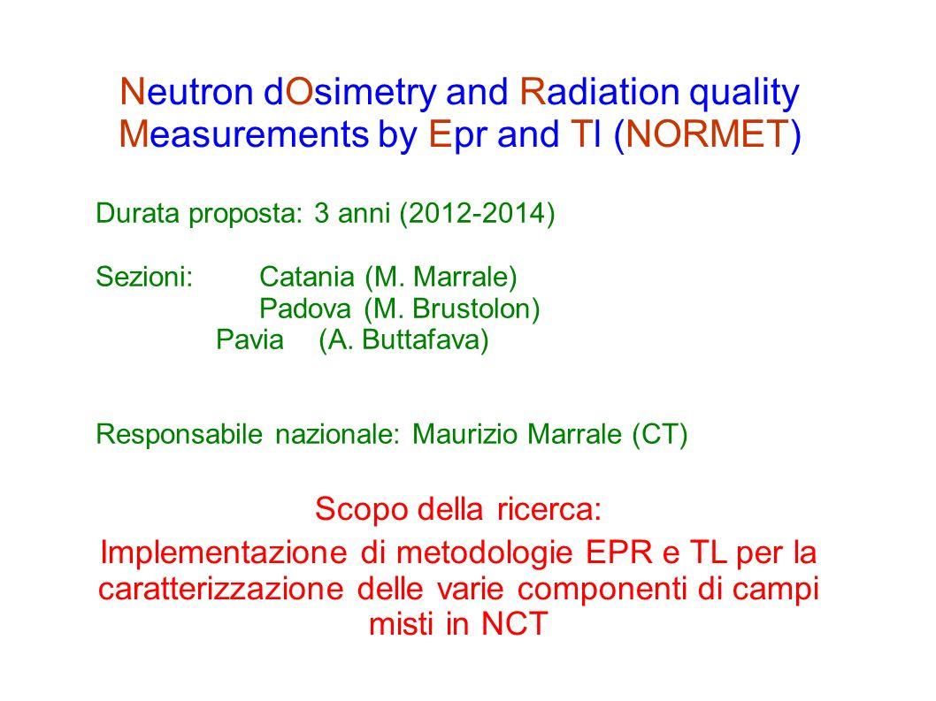 Preventivo di spesa 2012 (k) Strutturainternoesteroconsumo Materiale Invent.