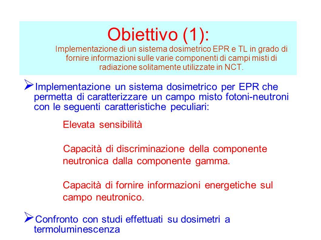 pump detection Double Electron-Electron Resonance (DEER) Obiettivo (2): implementazione di metodologie