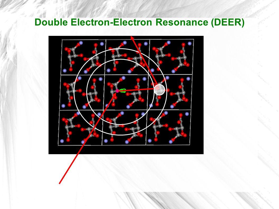 Double Electron-Electron Resonance (DEER)