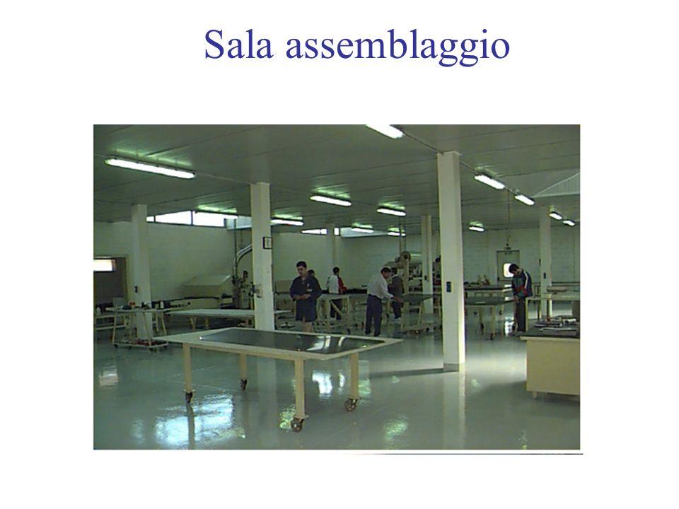 Sala assemblaggio