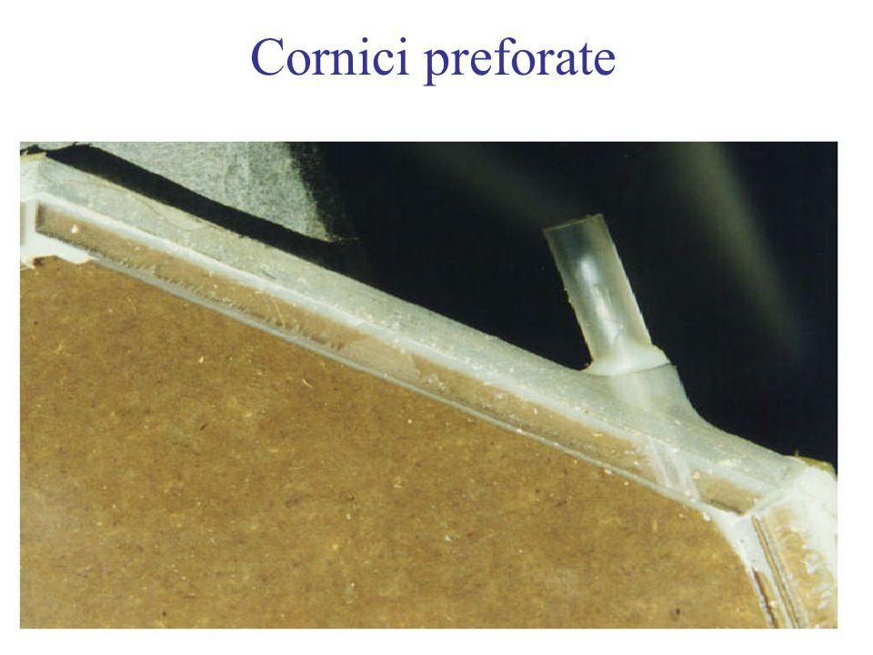 Cornici preforate
