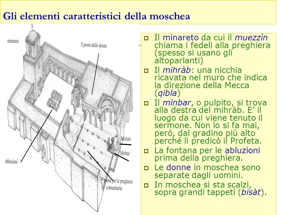 Gli elementi caratteristici della chiesa cattolica Il campanile.