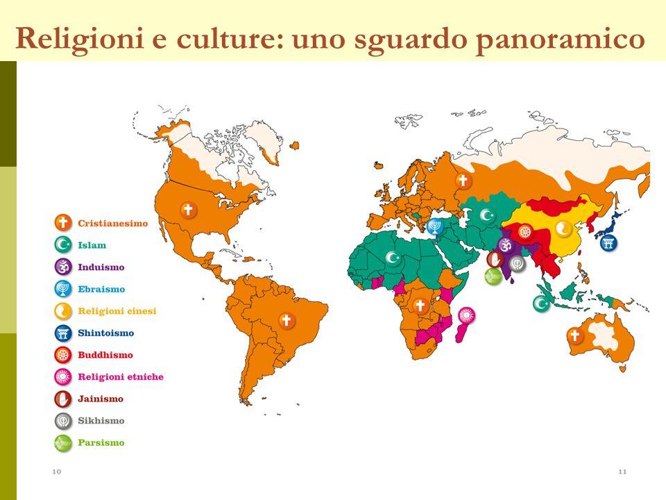 Religioni e culture: uno sguardo panoramico