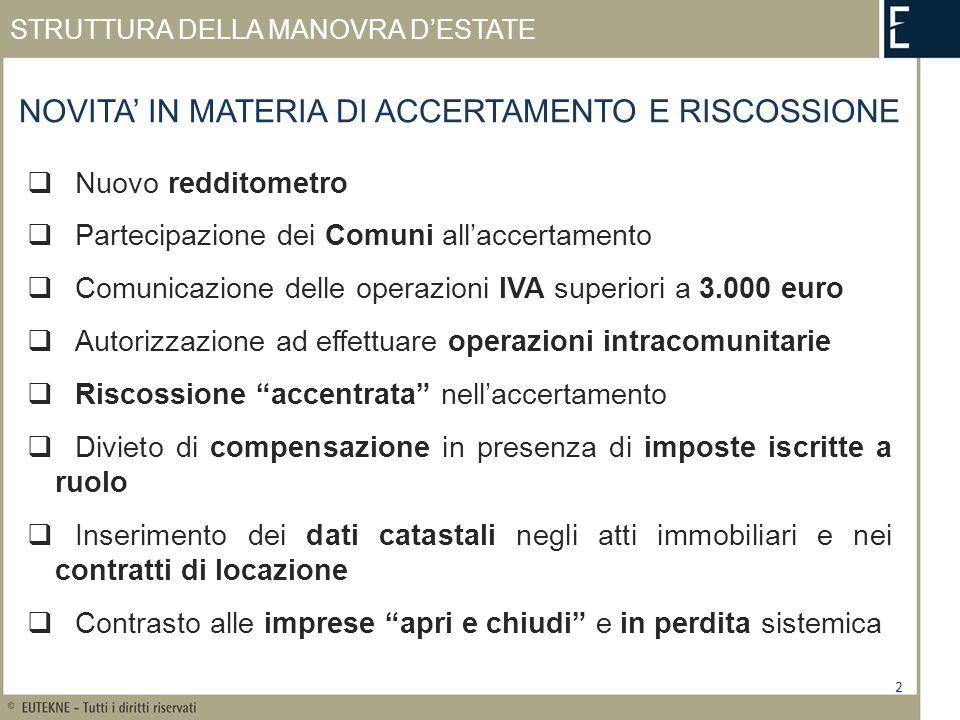 LE OPERAZIONI CON I PAESI BLACK LIST Per ciascuna violazione è prevista la sanzione da 516 euro a 4.131 euro.Non opera il cumulo giuridico.