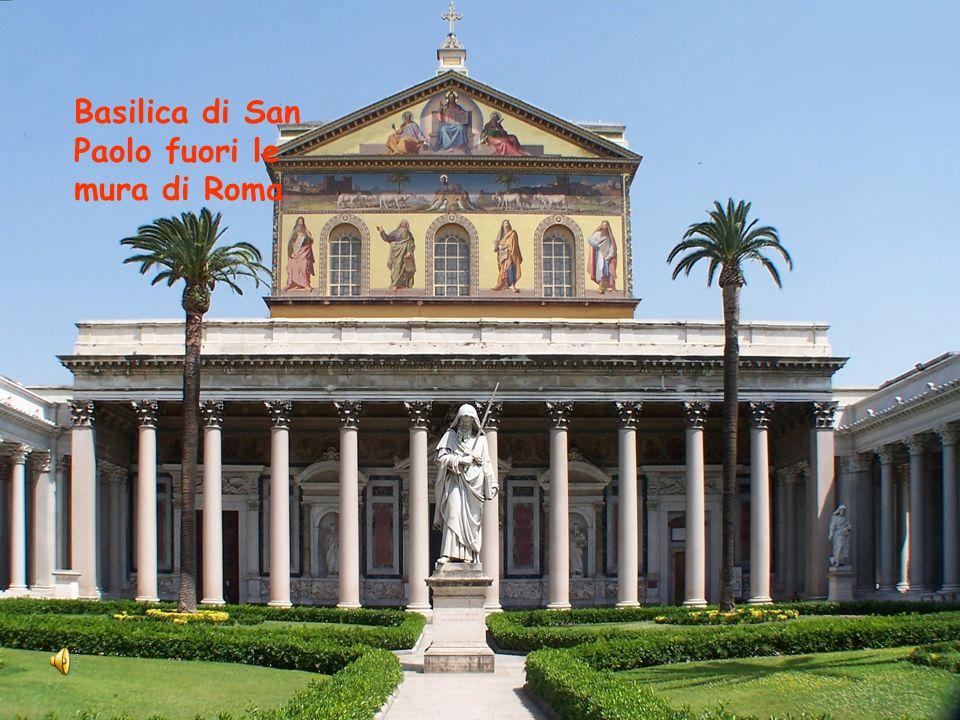 Basilica di San Paolo fuori le mura di Roma
