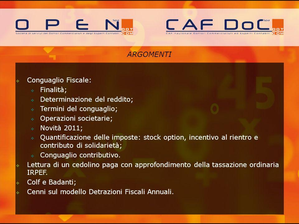 CUD 2012 Sezione 2 - Collaborazioni coordinate e continuative.