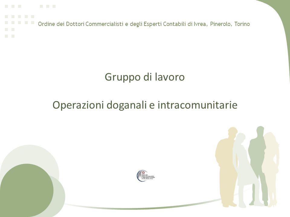 Estrazione dei beni per utilizzo o commercializzazione in Italia oggetto di precedente acquisto non assoggettato ad IVA 71 I integrazione della fattura originaria estrazione Si IVA No IVA I NO GARANZIA ISCRIZIONE VIES