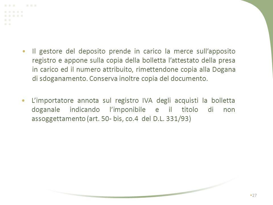 26 Garanzia - esempio