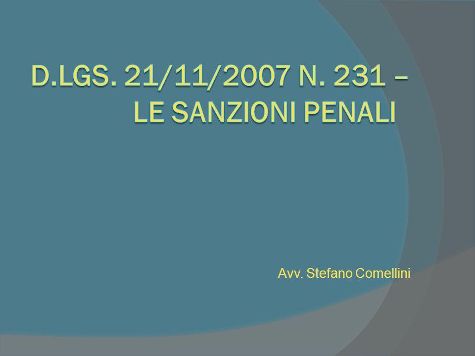 Avv. Stefano Comellini