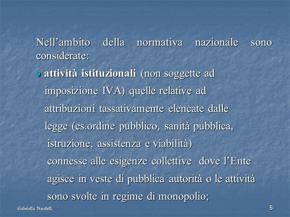 Gabriella Nardelli 46
