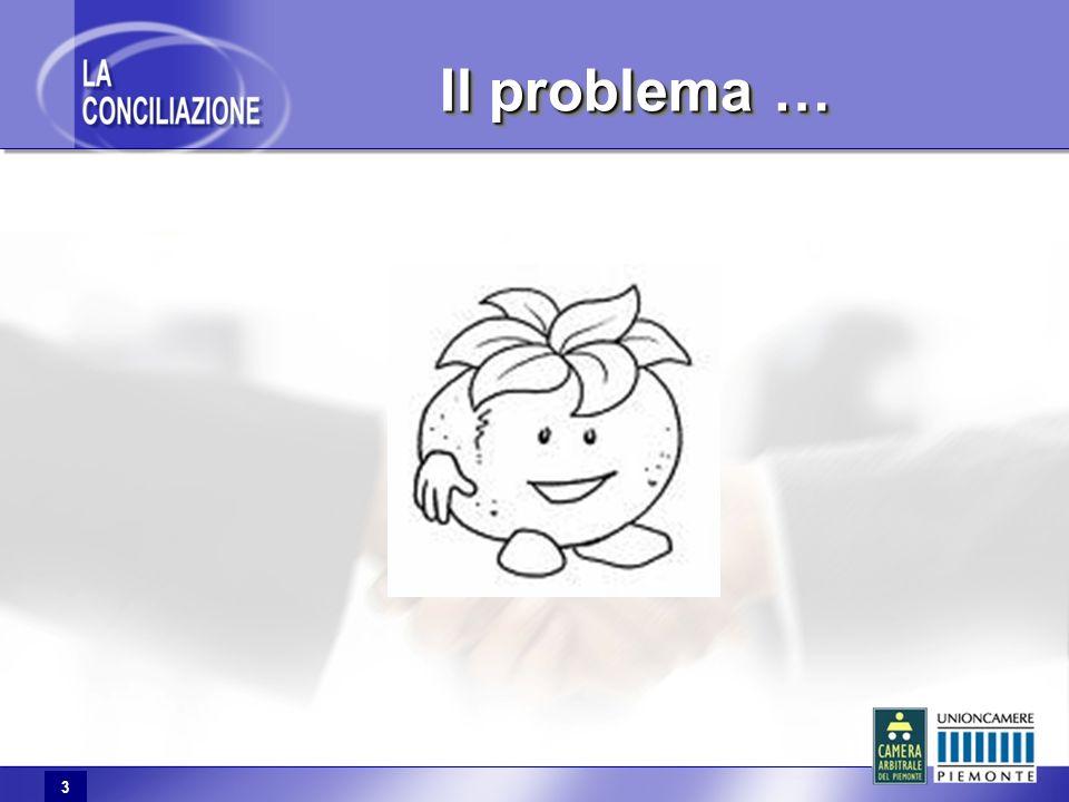 3 Il problema …