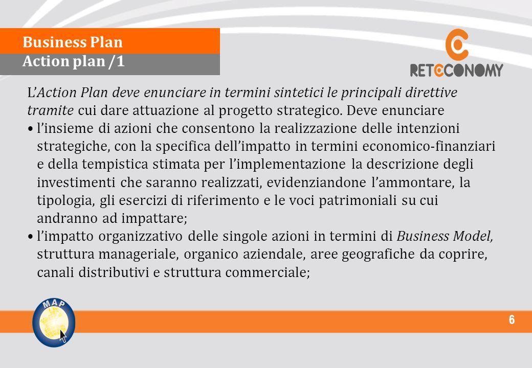 17 Business Plan …. E budget