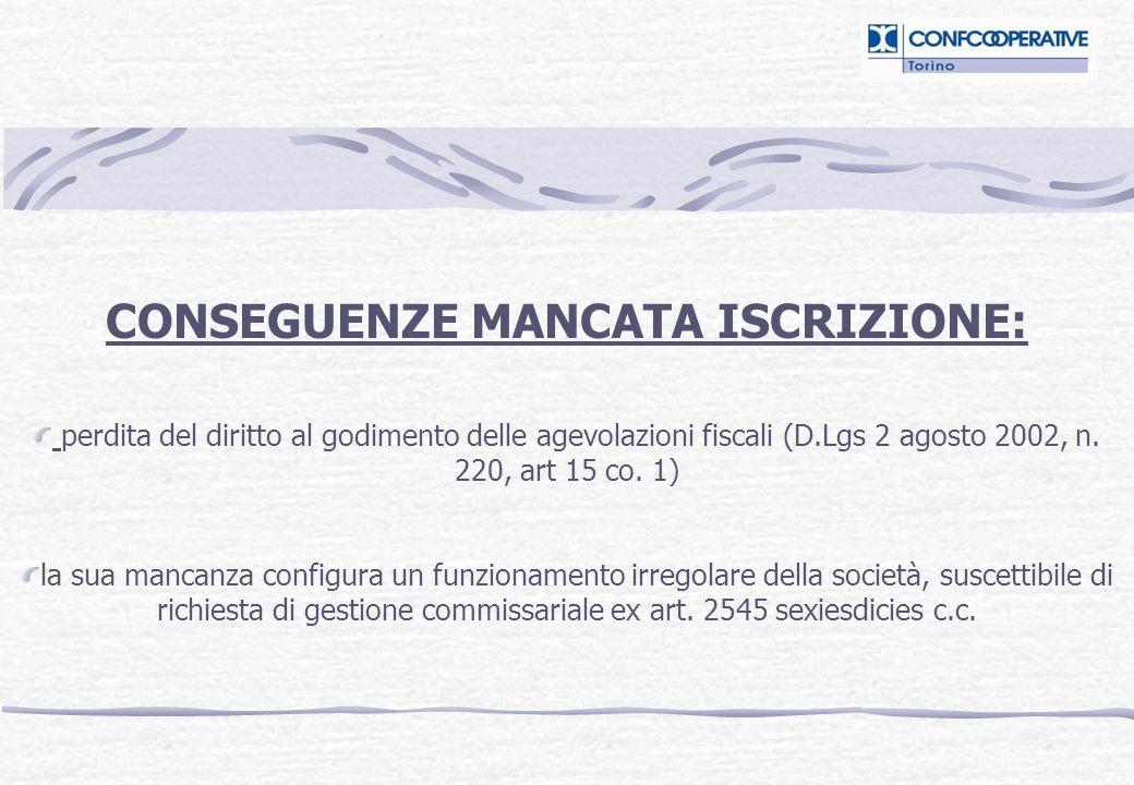 MODALITA DI REDAZIONE DEL MODELLO C17: depositocomunicazione annuale delle notizie viene modificato lart 223sexiesdecies sostituendo il fin qui vigente obbligo di deposito del bilancio con lobbligo di comunicazione annuale delle notizie di bilancio, anche ai fini dellaccertamento della mutualità.