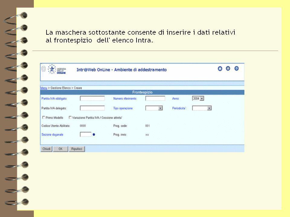 Da questa schermata è possibile: · Cliccare sul link del campo Codice File dall elenco per visualizzare le informazioni sul file; · Cliccare sull icona del campo File per visualizzare l esito direttamente nel browser (consentito solo se il file non è firmato).