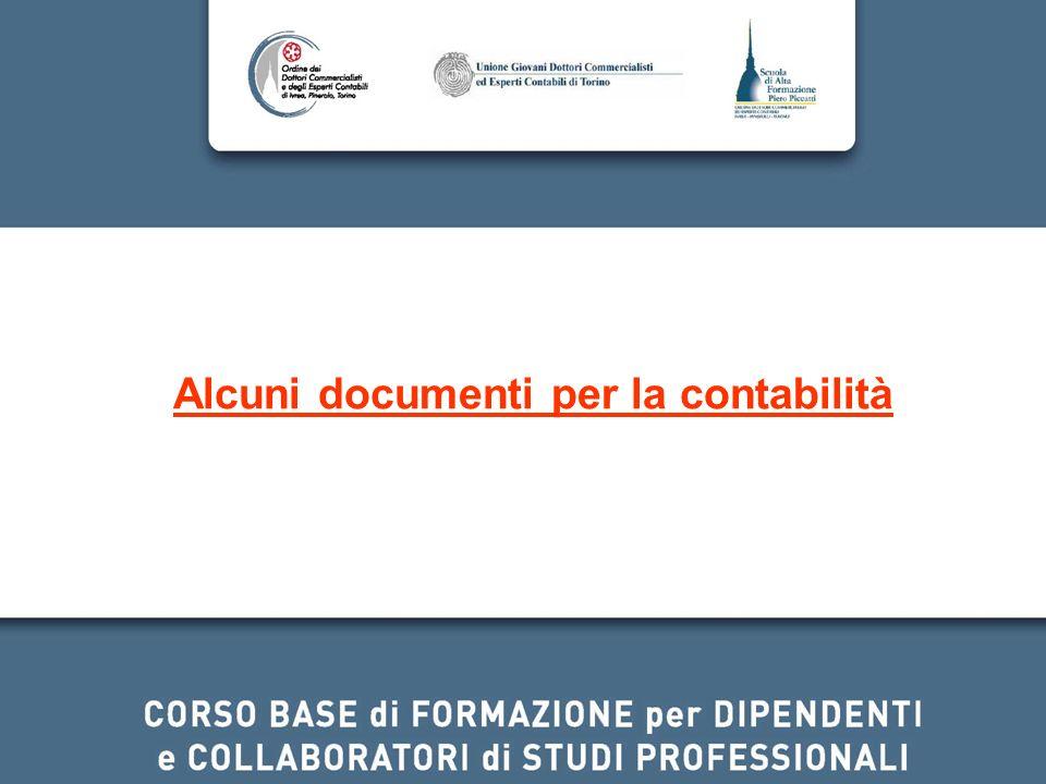 documenti ai fini IVA : fatture emesse corrispettivi fatture di acquisto importazioni liquidazioni periodiche IVA versamenti IVA dichiarazione annuale IVA