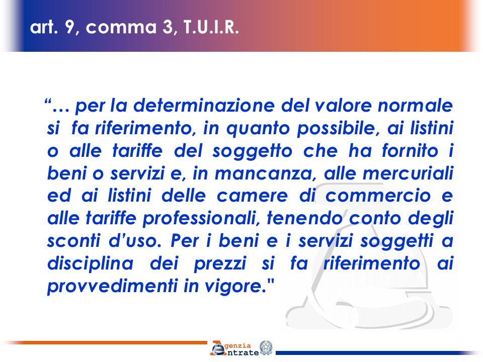 art.9, par. 1, Modello OCSE di convenzione Art.