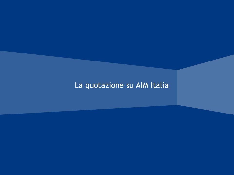 16 Chi è Il Nomad: il principale attore del processo di quotazione AIM Italia ruota intorno alla figura del Nomad, ago della bilancia del nuovo equili