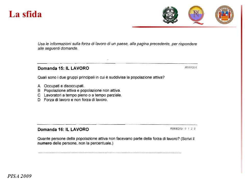 La sfida PISA 2009