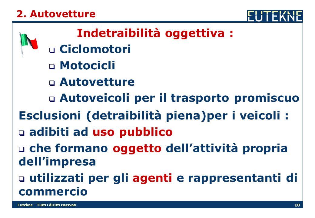 Eutekne – Tutti i diritti riservati 10 2.
