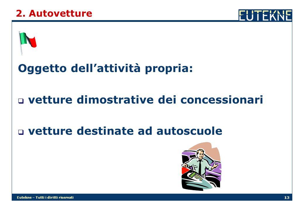 Eutekne – Tutti i diritti riservati 13 2.